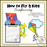 How to Fly a Kite Craft | Spring Craft | Spring Activities | How to Writing