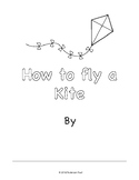 How to Fly a Kite Writing Paper