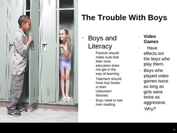 How to Get Boys Engaged in Learning