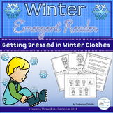 Getting Dressed in Winter Clothes Emergent Reader