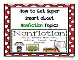 How to Get Supersmart About Nonfiction Topics