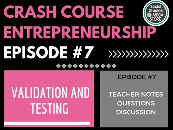 How to Get Useful Feedback about Your Product: Crash Course Entrepreneurship #7