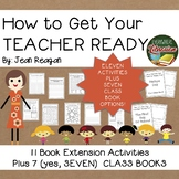 How to Get Your Teacher Ready by Jean Reagan 11 Activities