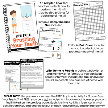 How to Get the Mail Life Skill Anytime Activity | Life Skills Activities