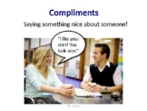 Compliments: An ESL Lesson on How to Give Them