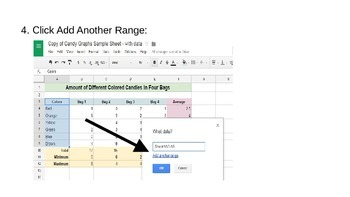 How to Graph in Google Sheets Tutorial Updated 11/9/15