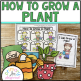 How to Grow A Plant Sequencing Activities
