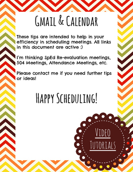 How-to-Guide: Gmail & Google Calendar Tips