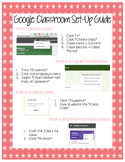 How-to-Guide: Set up Google Classroom