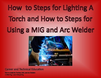 How to Guide on Using a Torch, MIG, and Arc Welder