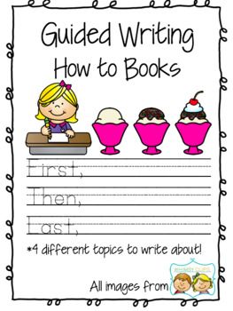 How to Guided Writing Pattern Prompts for Emerging Writers