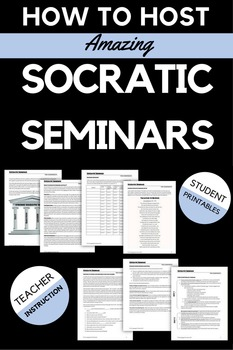 How to Have Meaningful Socratic Seminars