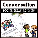 Teaching Conversation Skills | Conversation Skills for Autism