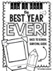 How to Have the BEST YEAR EVER | Back to School Book