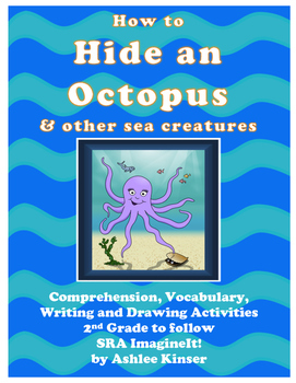 How to Hide an Octopus - Second - Vocabulary, Comprehension, Test Prep