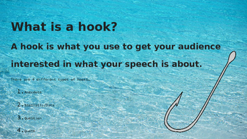 """How to """"Hook"""" Your Audience"""