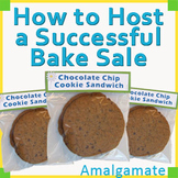 How to Host a Successful Bake Sale eBook