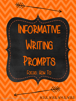 How to Informative Writing Prompts