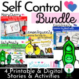 Self Control Activities - Hands to myself social story - D