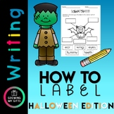 How to Label- Halloween FREEBIE!!!