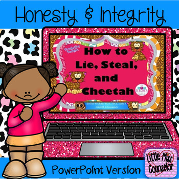 How to Lie, Steal, and Cheetah PowerPoint Version