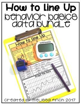 How to Line Up- Behavior Basics Data