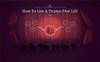 School Counseling lesson How to Live a Drama Free Life- Prezi