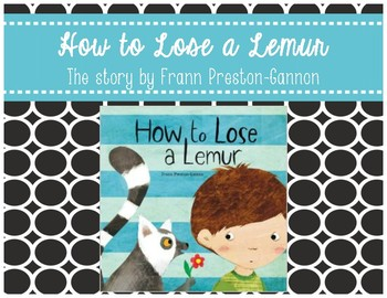 How to Lose a Lemur (Book Companion)