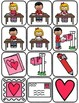 How to Mail a Valentine {Flipbook & Sequencing Cards}
