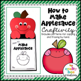 How to Make Applesauce Craft