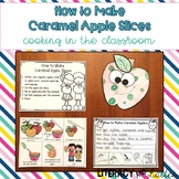 How to Make Caramel Apple Slices {cooking, how to writing and craft}