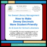 How to Make Dewey Decimals Student-Friendly: an Ebook for