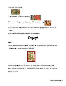 How to Make Fall Leaf Sugar Cookies