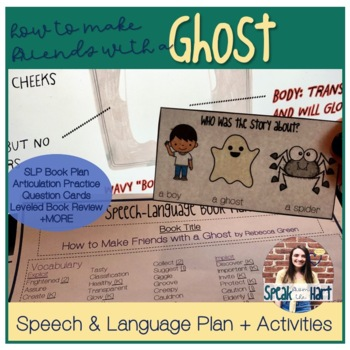 How to Make Friends with a Ghost Book Companion