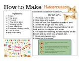 How to Make Hamentashen