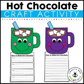 How to Make Hot Chocolate Craftivity