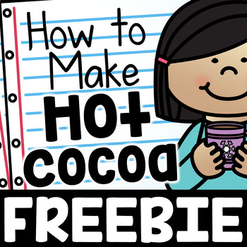 How to Make Hot Chocolate FREEBIE