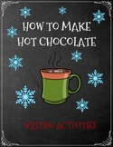 How to Make Hot Chocolate Writing Activity