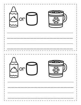 How to Make Hot Chocolate Writing Book