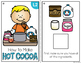 How to Make Hot Cocoa Adapted Books { Level 1 and Level 2 } Making Hot Chocolate