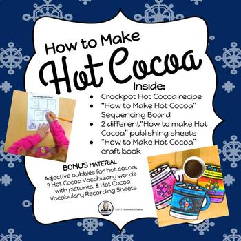 How to Make Hot Cocoa Writing