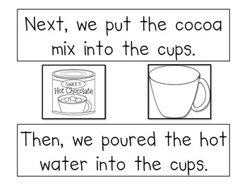 How to Make Hot Cocoa: Yummy Activities for Little Learners
