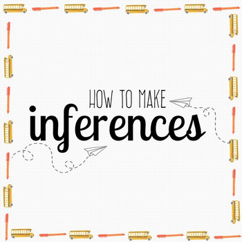 How to Make Inferences Bundle