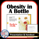 How to Make Healthy  Beverage Choices