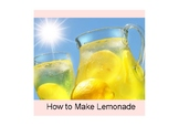 How to Make Lemonade (Adapted Book)