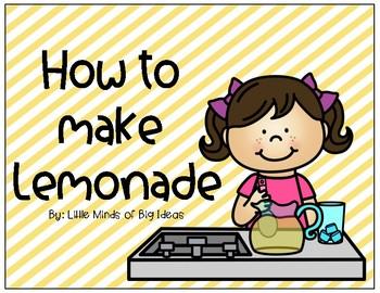 How to Make Lemonade