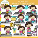 How to Make Lemonade Clip Art