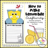 How to Make Lemonade Craft