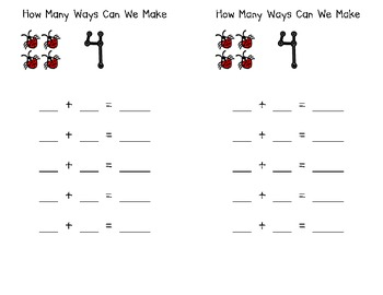 How to Make Numbers 3-10 ~ CCSS Aligned!!