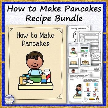 How to Make Pancakes Interactive Story Bundle